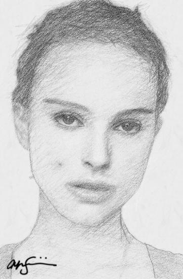 Natalie Portman por jonji